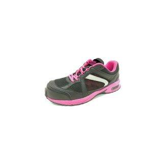 newest 04852 f65d8 Result Damen Arbeitsschuhe Sicherheitsschuhe Ladies Safety Trainer  pink/schwarz S1-P