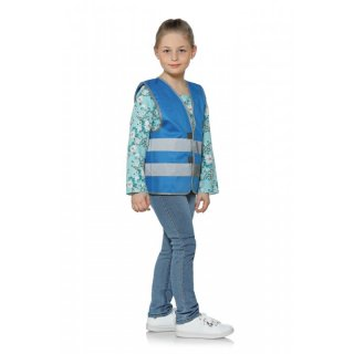 Easymesh® Kinder Signalweste Warnweste Signal Rot Xs Oder S Clothing, Shoes & Accessories Other Kids' Clothing & Accs