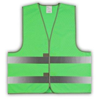 warnweste neon grün
